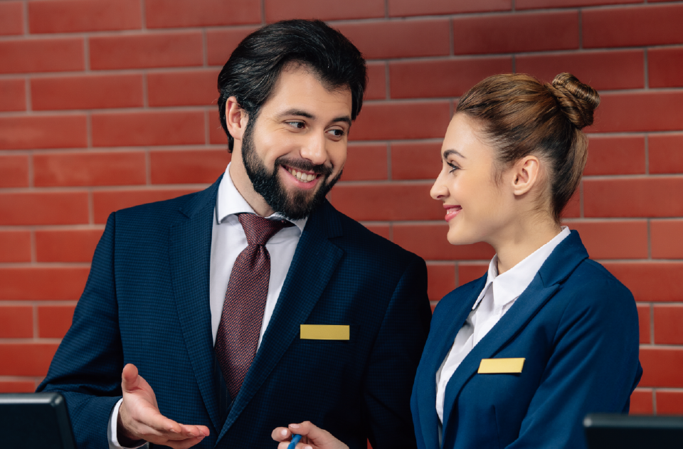 3 Ways to Promote Hotel Housekeeping-Reception Teamwork