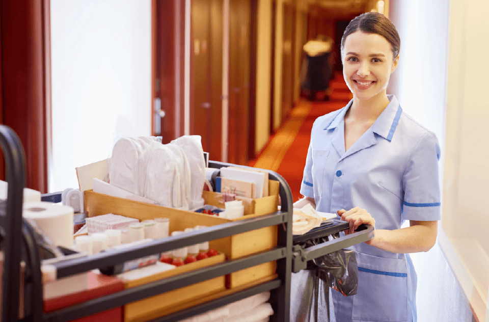 Learn How Optii Can Transform Your Hotel's Housekeeping Operations